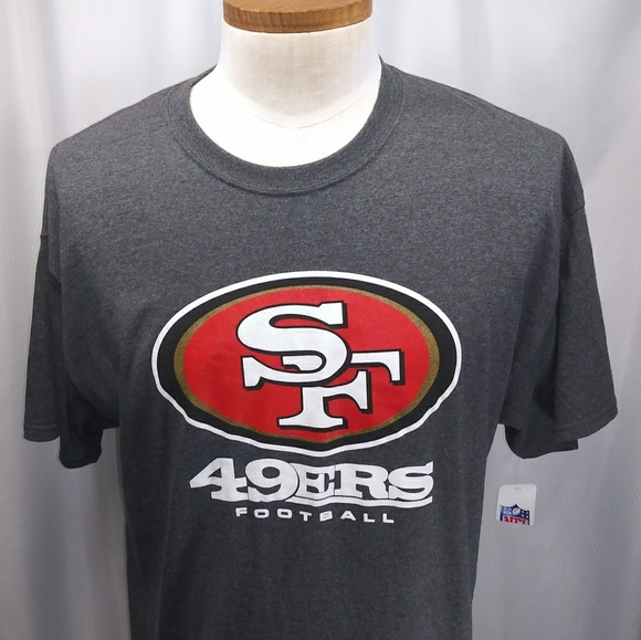 4fbf8350c NFL Team Apparel San Francisco 49ers T-Shirt